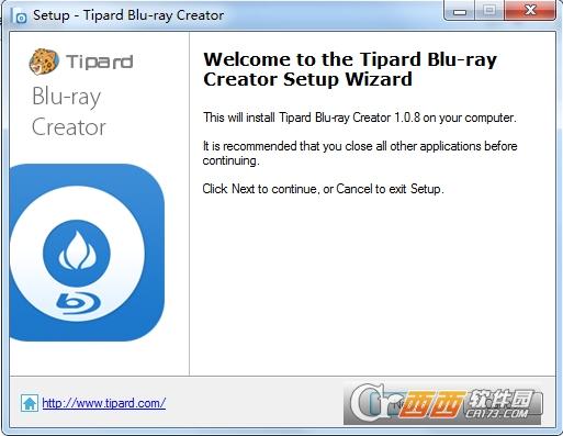 Tipard Blu-ray Creator 1.0.8官方版