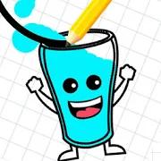玻璃杯物理画线游戏v0.1 安卓版