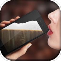 手机喝咖啡Virtual Coffee