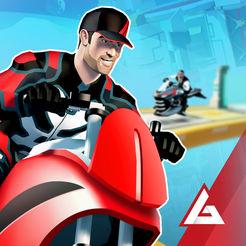 超级越野摩托Gravity Riderv1.9.7