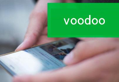 voodoo游戏