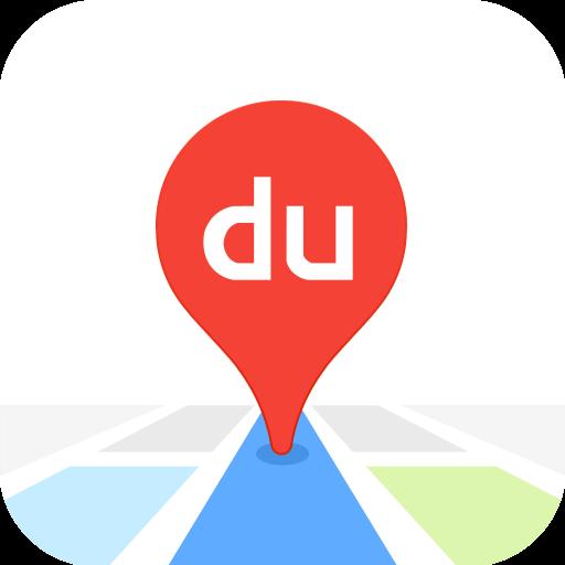 百度地图车机版app