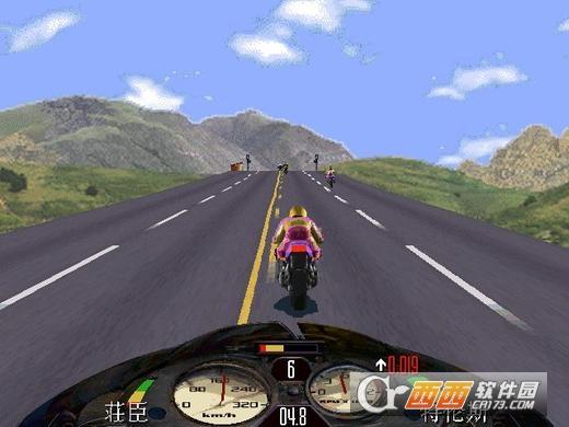 暴力摩托2002 经典中文免安装绿色版
