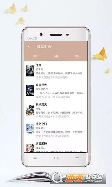 涯涯小说app
