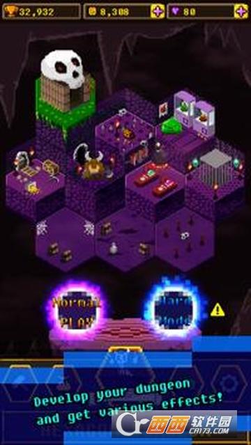 Hexagon Dungeon