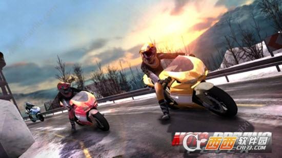 摩托车驾驶狂热