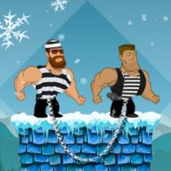 Prisoners Escape Rope Jump