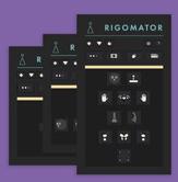 人物谷歌动作绑定控制脚本Rigomator