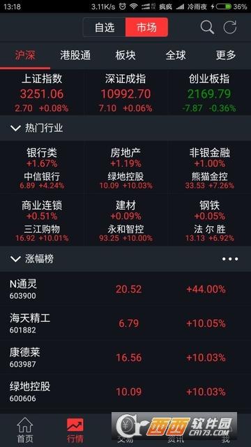 华龙证券大智慧安卓版 3.3.2 官方最新版