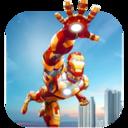 超级钢铁英雄v1.0