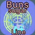 Buns Sugar Line物理画线