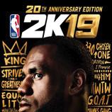 NBA2K19奎因库克身形面补MOD绿色版