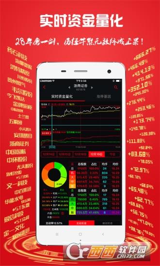 换手率短线炒股神器 V1.9.5.4 官方安卓版