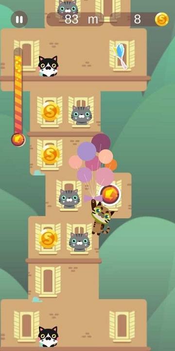 猫猫跳(Jump  Catch)