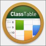 课程表(ClassTable)