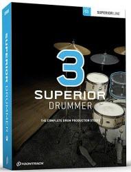 架子鼓��M�音棚superior drummer