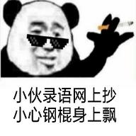 寒王社会语录表情生成器