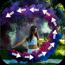 照片运动效果Motion Effect In Photo
