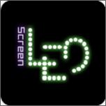 抖音LED字幕滚动