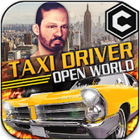 开放世界:出租车驾驶模拟器3D