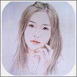 美女素描相机app