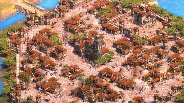 帝国时代2:决定版+冬季庆典官方MOD 简体中文硬盘版