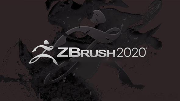 雕刻建模软件Pixologic ZBrush 2020