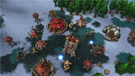 魔兽争霸3重制版公测版 中文版四种族