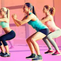 健美操锻炼减肥