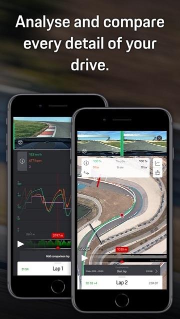保时捷Track Precision v2.3.0安卓版
