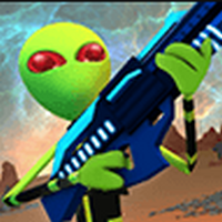 外星人战斗模拟器3D