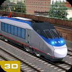 模拟火车铁路