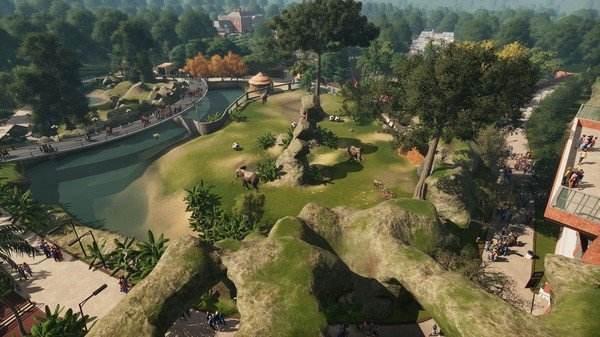 动物园之星(Planet Zoo)十七项修改器 v1.0 PC版