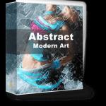 PS抽象现代艺术效果滤镜Abstract Modern Art
