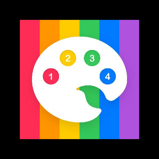 涂色艺术(数字填色)app1.0.2安卓版