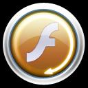 SWF转MP4格式转换器iPixSoft SWF to MP4 Converter