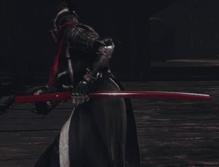 只狼影逝二度永真的三把武士刀MOD