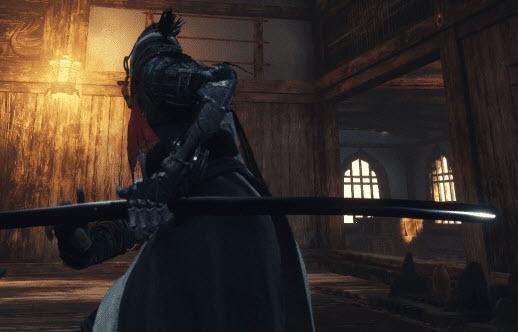 只狼影逝二度永真的三把武士刀MOD v1.0 �G色版