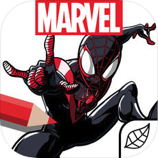 Marvel Color Your Own