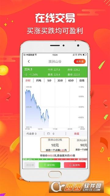 华夏易投现货交易app 2.5安卓版