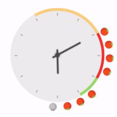 chrome番茄钟扩展Tomato Piev1.0 免费版
