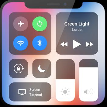 控制中心IOS 12插件v2.3 安卓版