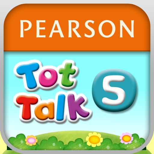 朗文直通车Tot Talk 5