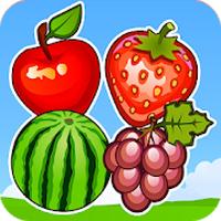 儿童认水果