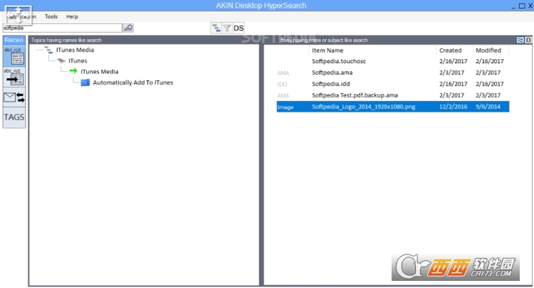 文件搜索工具(AKIN HyperSearch) v2.0.175.0 x64官方最新版