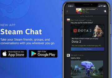 Steam Chat下载_Steam Chat安卓版_Steam Chat软件