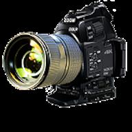 DSLR Zoom Camera