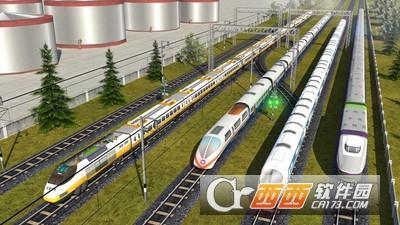 子弹头列车模拟器电脑版 v1.6