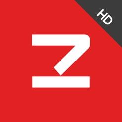 ZAKER HD-新闻资讯杂志视觉