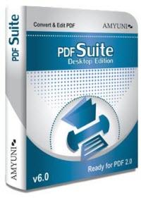 pdf转换器Amyuni PDF Converter